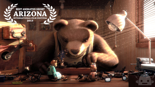 <em>Best Animated Short:</em> Bear Story