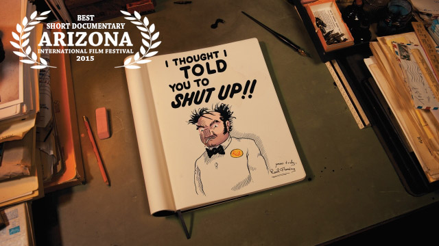 <em>Best Documentary Short:</em> I Thought I Told You To Shut Up!!