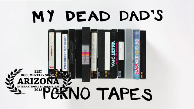 <strong>Best Documentary Short</strong>: My Dead Dad's Porno Tapes
